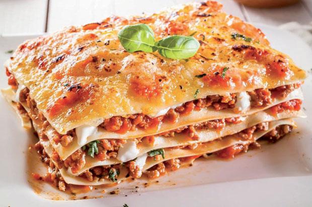 lasagne di casa norcini