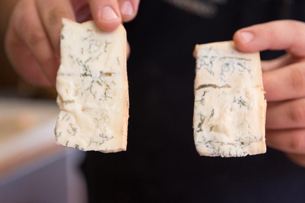 blu di capra di grumello del monte